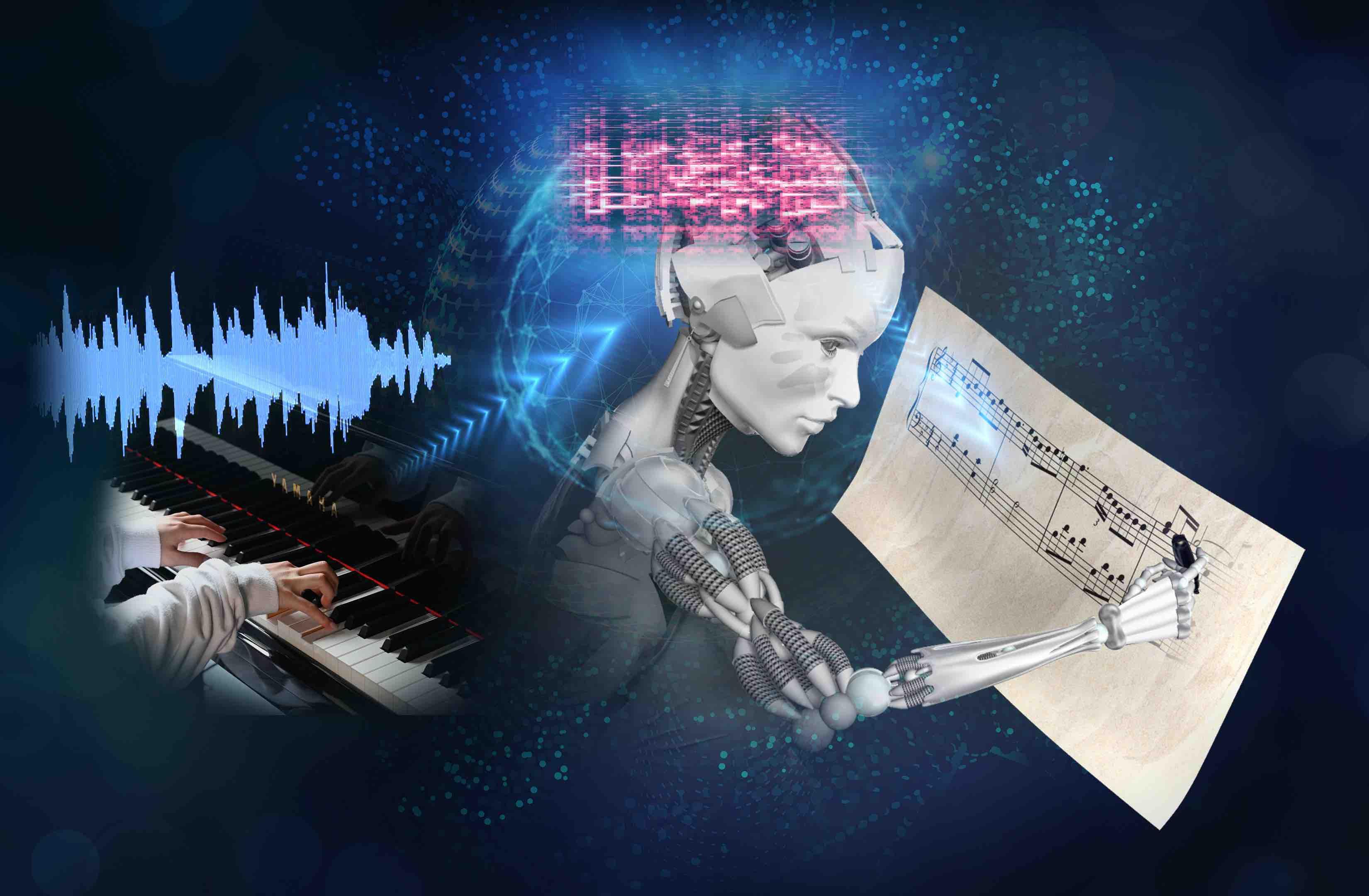 Audio-to-score piano transcription